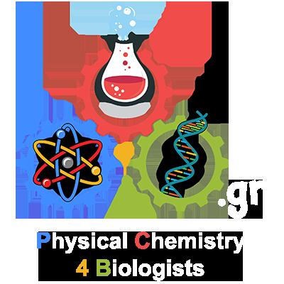Φυσικοχημεία για Βιολόγους Λογότυπο